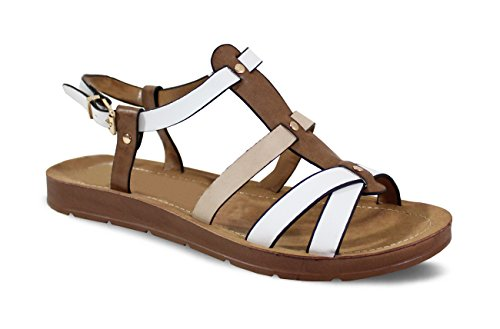 Sandale By White Style Shoes Incas Femme qC6xHC8vw