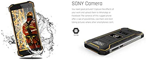 Myphone Hammer Energy 2 Negro Móvil Rugerizado 4g Dual Sim 5.5 ...