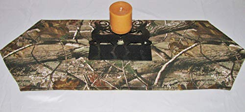 Tree Camo Table Runner (Various Sizes) ()