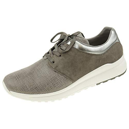 De Cordones Mujer Zapatos Superfit Beige Para T415wq
