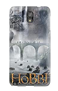 New Bruce Lewis Smith Super Strong The Hobbit Tpu Case Cover For Galaxy Note 3