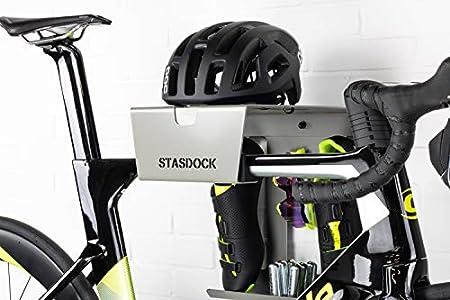 Stasdock Premium Support Mural pour v/élo Syst/ème de Stockage pour Race v/élos