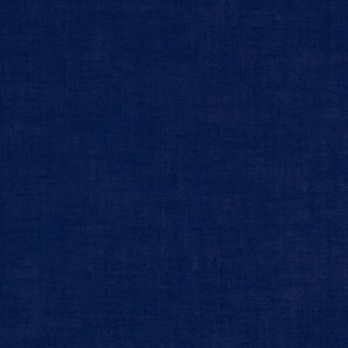 (Telio Cotton Voile Royal Blue Fabric, Deepest Blue, Fabric by the yard)