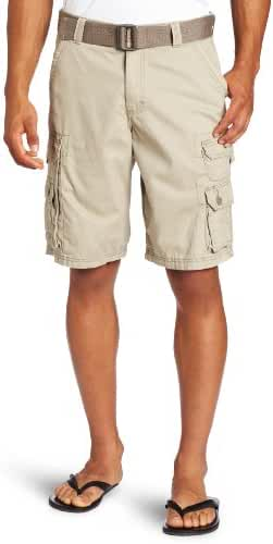Lee Men's Dungarees Belted Wyoming Cargo Short