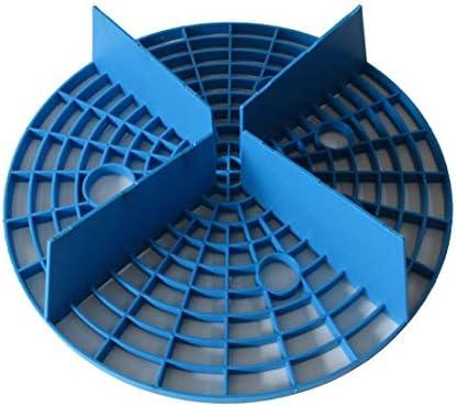 ECO-DE Set de 2 filtros HEPA Recambios para Aspirador Absolut Vertical ECO-350 Filtro Cilindrico Filtro Rectangular