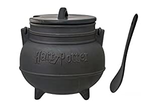 Harry Potter Ceramic Cauldron Soup Mug with Spoon Standard