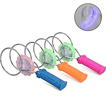 Hosaire 1pcs Kinder Spielzeug Kreativ Magnetisches Dreh-Gyroskop ...