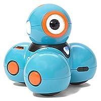 Wonder Workshop Dash - Coding Robot for Kids 6+ - Voice Activated - Navigates Objects - 5 Free Programming STEM Apps - Creating Confident Digital Citizens