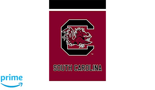 "South Carolina Fighting Gamecocks Garden Flag NCAA Licensed 12.5/"" x 18/"""