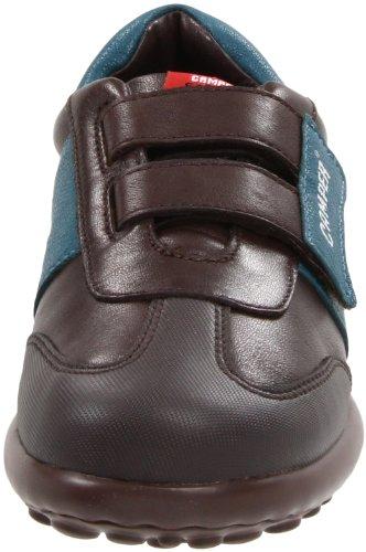 Camper Pelotas Xlite Kids 80192-006 - Zapatillas de cuero para niños Marrón