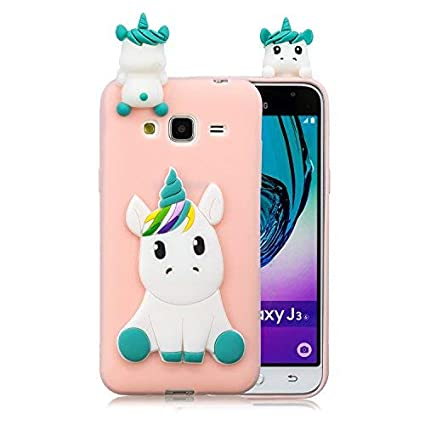 CoverTpu Funda Samsung Galaxy Grand Prime Silicona Carcasa ...