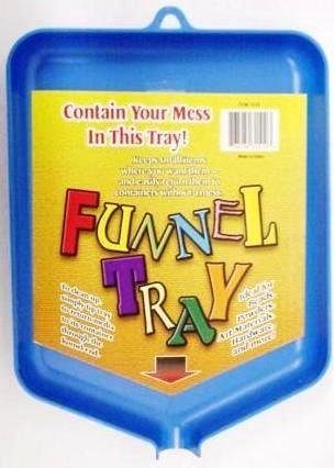 (Tidy Crafts Funnel Tray 6 Inch x8 Inch)