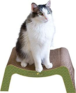 product image for Imperial Cat Scratch 'n Snooze Scratch 'n Shape, Peacock