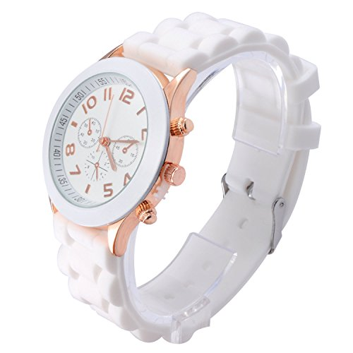 silicone jelly watch for men - 5