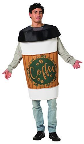 Starbucks Cup Costumes Halloween - Rasta Imposta Coffee 2 Go Cup