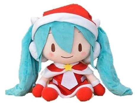 Hatsune Miku Christmas 2018.Amazon Com Hatsune Miku Project Diva F 2nd Big 12 Plush