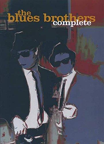 Partition : Blues Brothers Complete P/V/G (Anglais) Broché – 4 avril 2003 Carisch 8850702760 85249 Musique