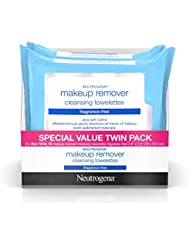 Neutrogena Cleansing Fragrance Free Makeup Remover Facial...