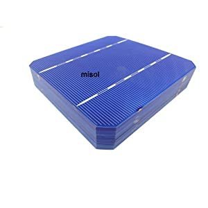 41lI7JJxUuL. SS300  - MISOL Mono Solar Cell 5x5 2.8w, GRADE A, monocrystalline cell, DIY solar panel, for DIY solar module