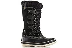 Sorel Joan Of Arctic Shearling Boot - Women's Black Stone 10.5