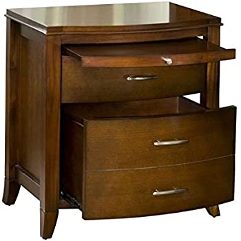 Amazon.com: Liberty muebles Hamilton 3 cajones Mesita de ...