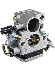 XINGFUQY Caruretor Carb Gasket Filter Spark Plug Chainsaw Kit 545072601 586936202 574719402 Fit for Zama Husqvarna 240 240E 235 235E 236 240