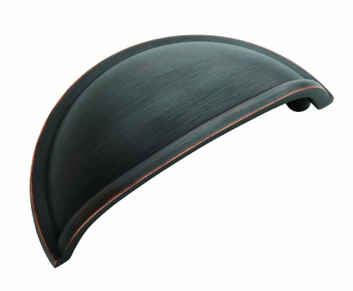 Orb Allison Value Hardware (Amerock BP53010-ORB Allison Value Hardware 3-Inch Center-to-Center Pull, Oil-Rubbed Bronze)