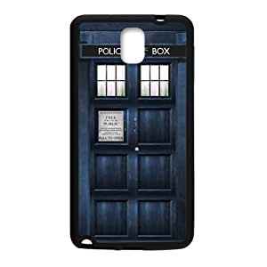 Doctor Who blue police box Cell Phone Case for Samsung Galaxy Note3