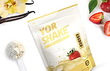YOR Health Meal Replacement Shake Vanilla
