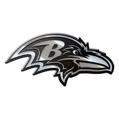 ravens auto emblem - 8