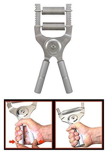 The Vatiz Adjustable Hand Gripper, Double-Spring Version by Vatiz