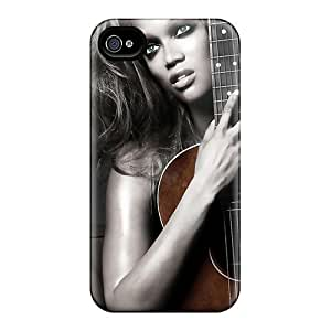 Durable Sad Back Case/cover For Iphone 4/4s