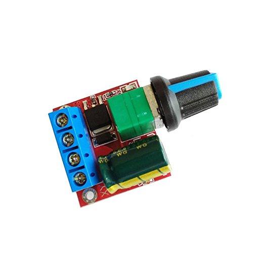 Zhuotop DC 5/V-35/V 5/a 20/kHz LED PWM DC motore di regolazione della velocit/à dimmer