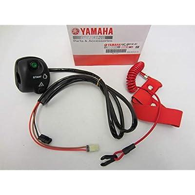 Yamaha GA7-68310-01-00 SWITCH BOX ASSY; GA7683100100: Automotive