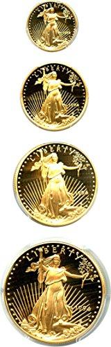 1994 W $5 American Eagles - Gold Gold Eagle PR69