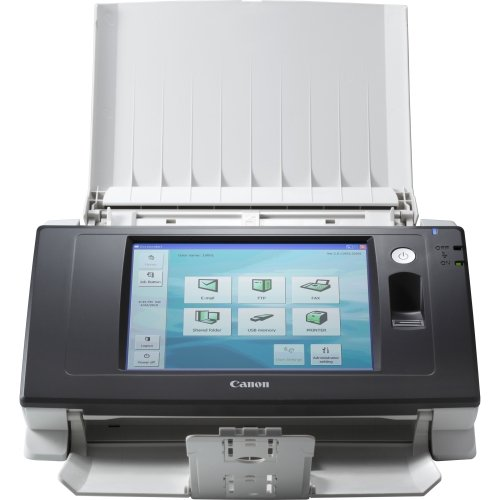 Canon Usa Canon Scanfront 330 Networked Document Scanner Scan Speed 30Ppm/60Ipm 50 Sheet - By 'Canon' - Prod. Class: Office Machines And Supplies/Scanner