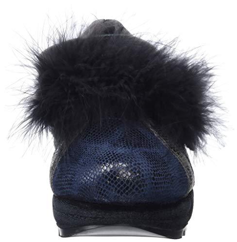 Sneakers azul 46104 Basses p 46104 Bleu Femme Gioseppo p qwTYWfxzwE