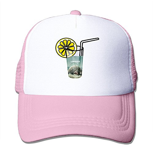 Price comparison product image Texhood Lemonade Fashion Trucker Hat One Size Pink