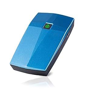 Vectu Localizador GPS Personal GPS y Monitor Dispositivo Rastreador Real GSM Seguimiento Ubicación en Tiempo para las Mayores y Niños o Los Objetos Personales - Azul (PSL-001)