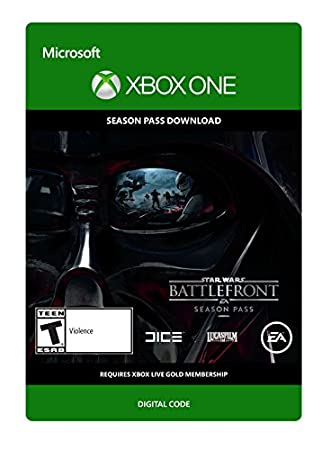 Star Wars: Battlefront - Season Pass - Xbox One Digital Code