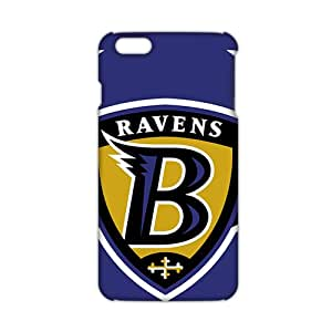 Baltimore Ravens 3D Phone Case for Iphone 6 plus