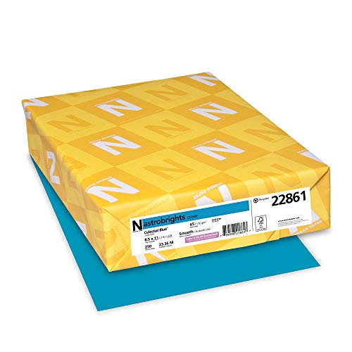 (Astrobrights Colored Cardstock, 8.5