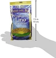 Hijas Del Sol Semilla Lino - 400 gr