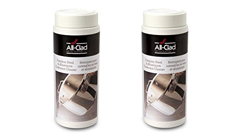 All Clad Cookware Cleaner Polish 12 Ounce product image