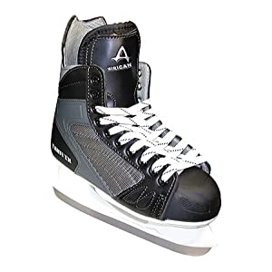 American Athletic Shoe Boy's Ice Force Hockey Skates