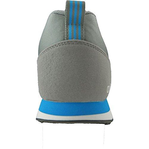 Adidas - V Run VS - Color: Azul-Azul marino-Gris - Size: 46.0