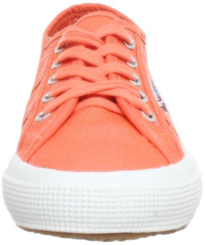 Classic Fresh 18 Jcot Bianco Bambini Sneaker Unisex 2750 Arancione Superga Salmon C92 EfcqWz0