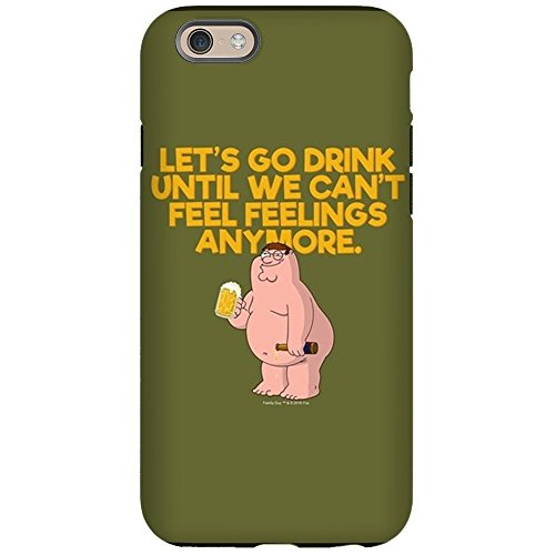 CafePress - Family Guy Go Drink - iPhone 6/6s Phone Case, Tough Phone Shell