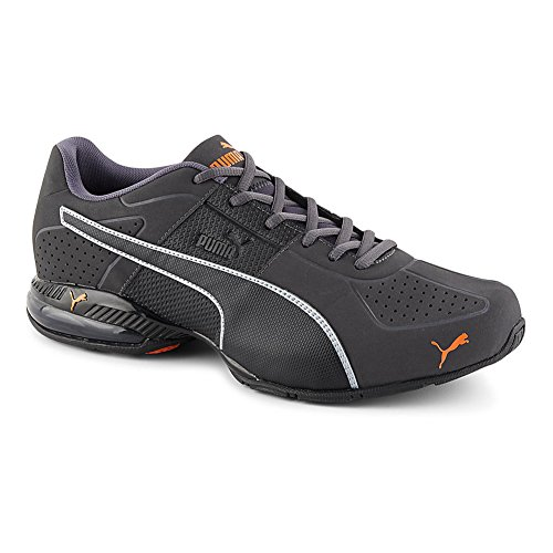 d714048e62 Galleon - PUMA Men's Cell Surin 2 Matte Cross-Trainer Shoe,  Asphalt/Black/Shocking Orange, 8.5 M US