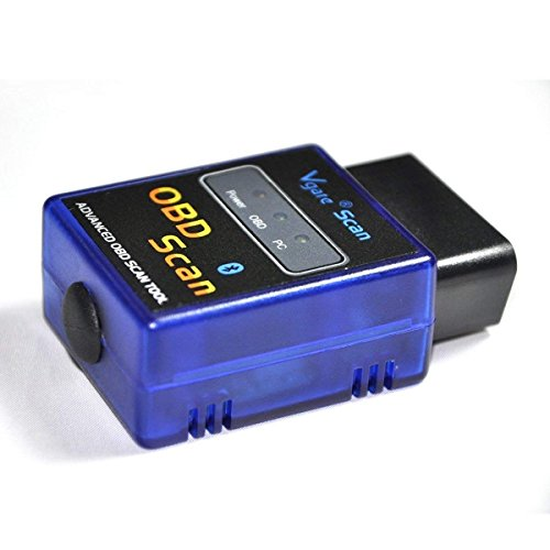 Vgate OBD2 Bluetooth Diagnostic Scan Tool, Mini OBDII Scanner-Check Engine Light Code Reader for Torque Android